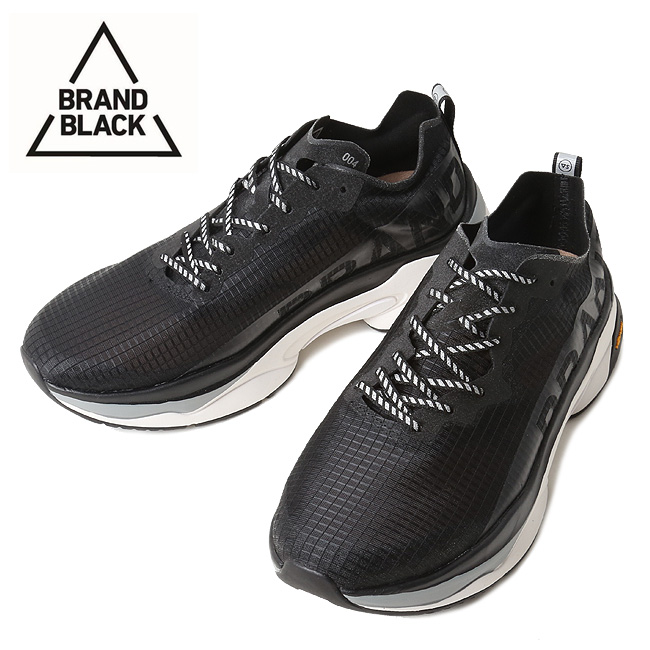 【カード限定ポイント最大10倍 4/9 20時~】BRAND BLACK ブランドブラック KITE RACER BKW Black 44890-009 【アウトドア/スニーカー/靴】 【highball】BRAND BLACK ブランドブラック KITE RACER BKW Black 44890-009 【アウトドア/スニーカー/靴】 【highball】