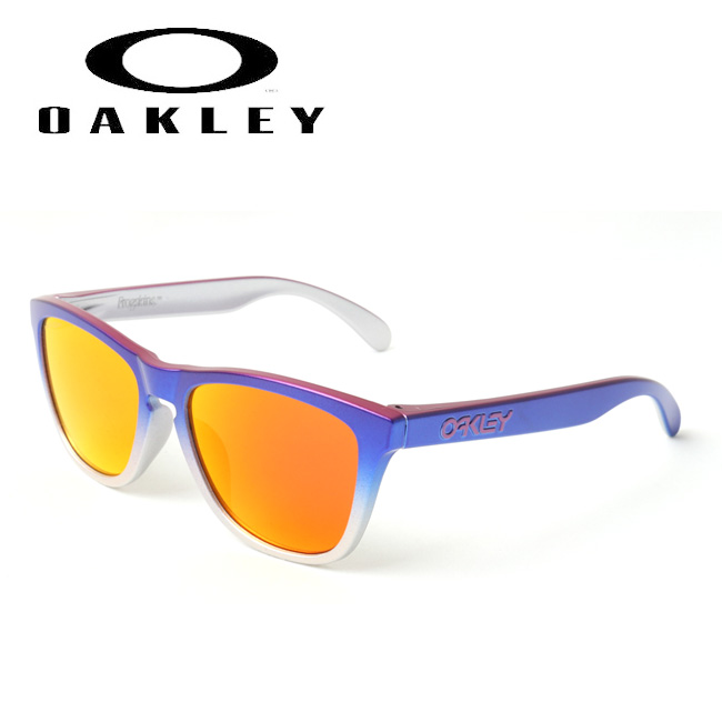 OAKLEY オークリー Frogskins (Asia Fit) OO9245-8254 【日本正規品/サングラス/アジアンフィット/海/アウトドア/キャンプ/フェス/PRIZM】 【highball】