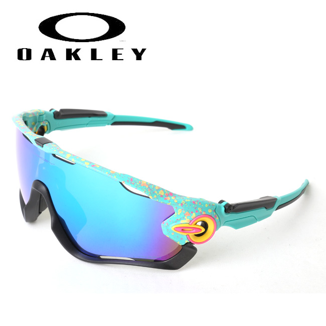 OAKLEY オークリー Jawbreaker Splatterfade Collection OO9290-4131 【日本正規品/サングラス/海/アウトドア/キャンプ/フェス/PRIZM】 【highball】