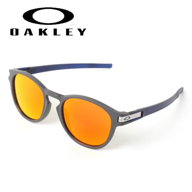 OAKLEY オークリー LATCH (Asia Fit) OO9349-2253 【日本正規品/サングラス/アジアンフィット/海/アウトドア/キャンプ/フェス/PRIZM】 【highball】