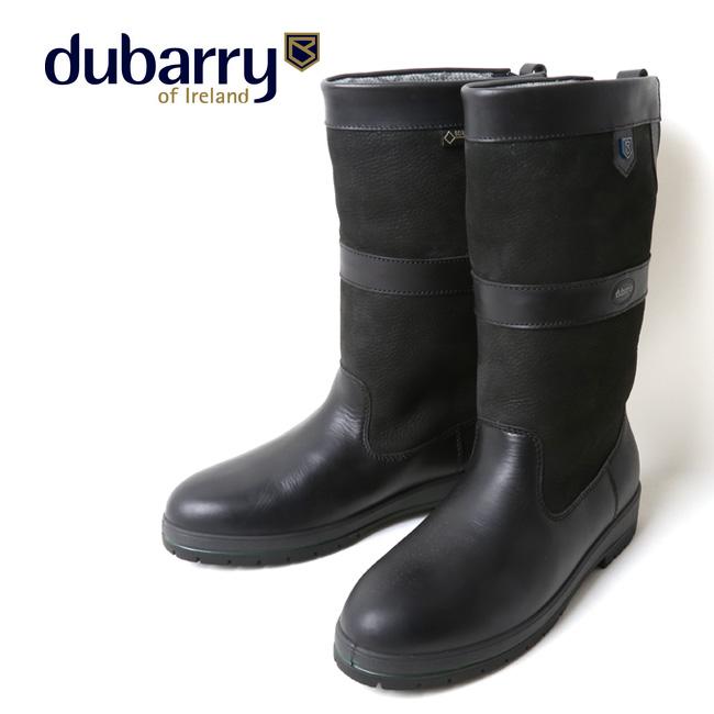 dubarry デュバリー KILDARE COUNTRY BOOT BLACK 3892 【アウトドア/ブーツ/靴】 【highball】