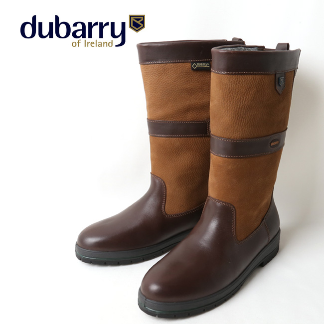 dubarry デュバリー KILDARE COUNTRY BOOT BROWN 3892 【アウトドア/ブーツ/靴】 【highball】