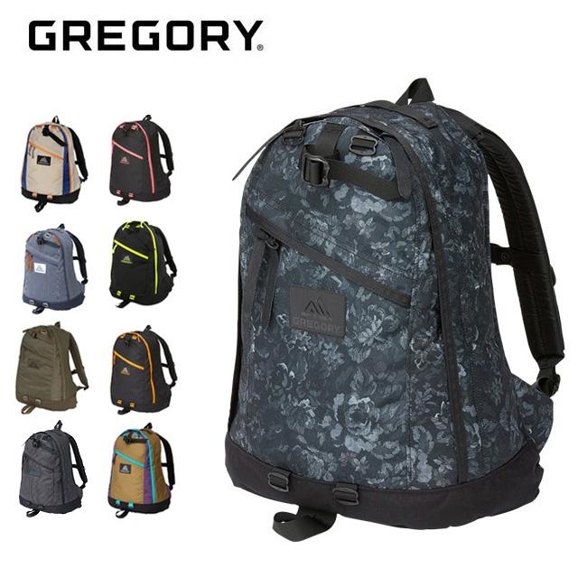 GREGORY グレゴリー デイパック DAY PACK 【日本正規品/アウトドア/バックパック/リュック/カバン/鞄/メンズ/レディース】