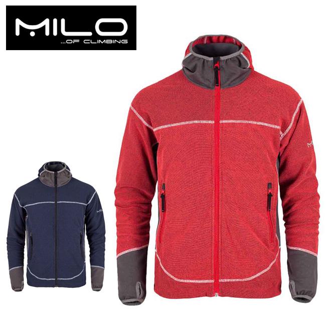 【エントリーでP10倍!7月21日20時~】MILO ミロ CHITE (MEN'S) MLAM0002 【アウトドア/山登り/キャンプ/アウター/フード/メンズ】