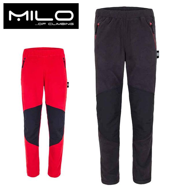MILO ミロ ANAS PANTS (UNISEX) MLAU0001 【アウトドア/山登り/キャンプ/パンツ/ユニセックス】
