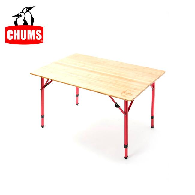 CHUMS チャムス Bamboo Table 100 バンブーテーブル CH62-1361 【アウトドア/日本正規品/テーブル/キャンプ】
