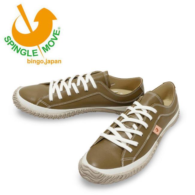 【サイズ交換送料無料】スピングルムーブ SPINGLE MOVE SPM110-152 Olive SPM-110 【靴/スニーカー/メンズ/レディース】