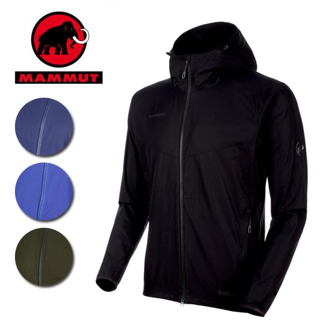 MAMMUT マムート GRANITE SO Hooded Jacket AF Men 1011-00321 【ジャケット/フーディ/ジップ/アウトドア/撥水性】