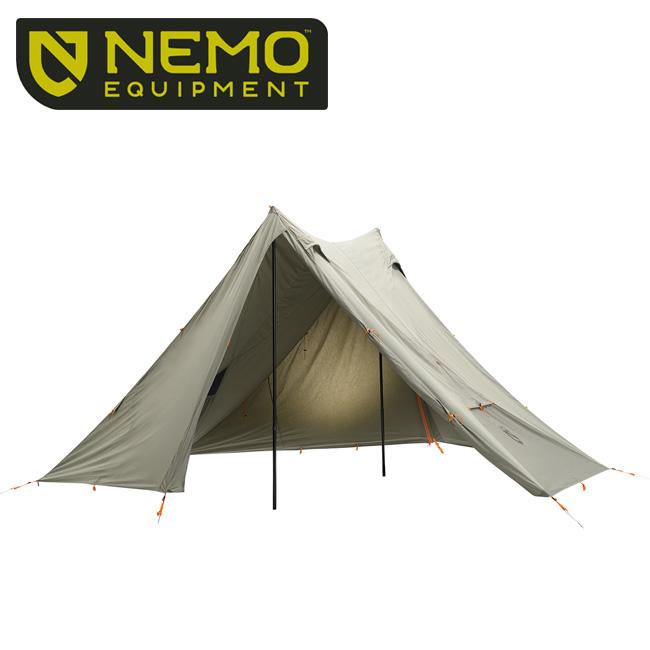 ● NEMO Equipment ニーモ・イクイップメント HEXALITE ELEMENT 6P NM-HEX-6P-EL 【アウトドア/テント/キャンプ】
