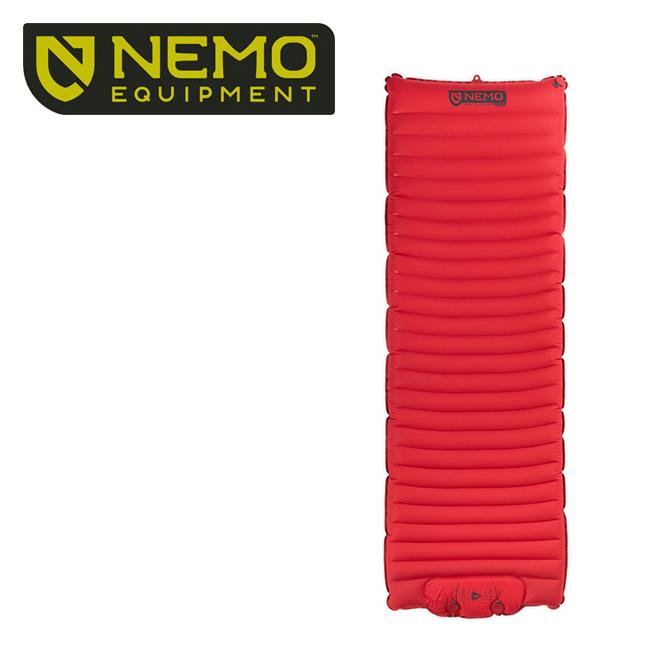 NEMO Equipment ニーモ・イクイップメント COSMO 3D LONG WIDE コズモ 3D ロングワイド NM-CSM-LW 【アウトドア/キャンプ】