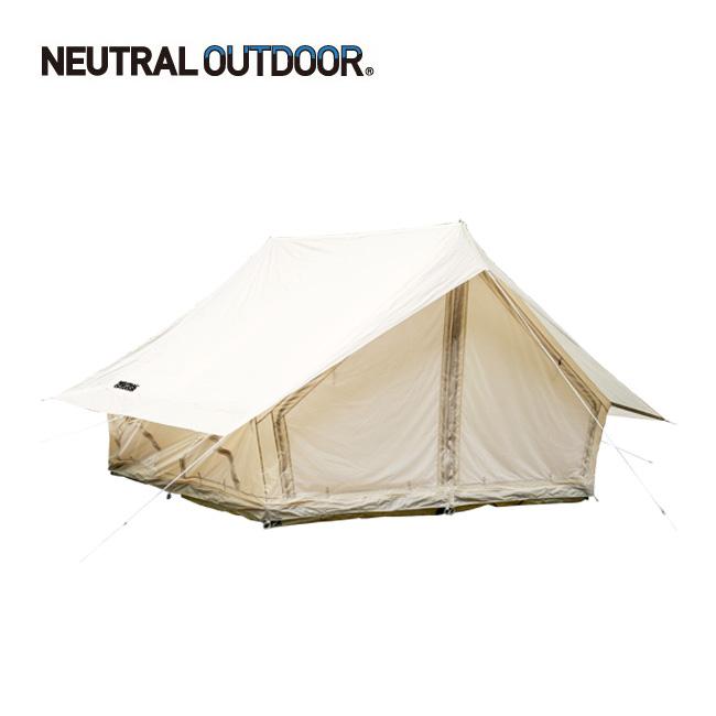 NEUTRAL OUTDOOR ニュートラルアウトドア NT-TE10 GEロッジテント4.0 44390 【テント/ロッジ型テント/アウトドア/キャンプ】