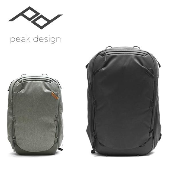 Peak Design ピークデザイン トラベル バックパック 45L BTR-45-BK-1/BTR-45-SG-1 【トラベル用バッグ/旅行/カメラアクセサリー/バッグ/バック/カメラ】
