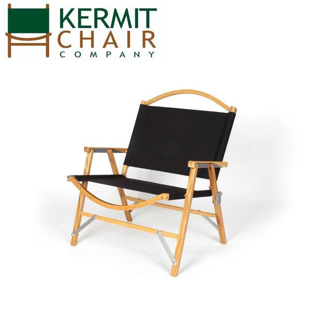 【日本正規品】 カーミットチェアー kermit chair チェアー Kermit Wide Chair Black ブラック KC-KCC202【FUNI】【CHER】 お買い得!【即日発送】