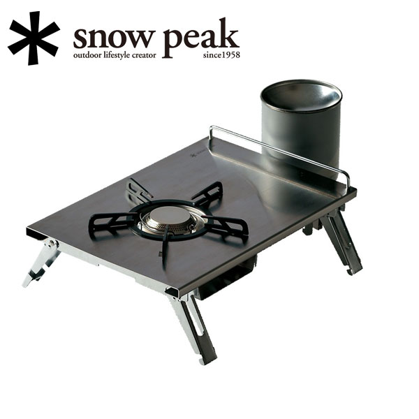 【スノーピーク/snow peak】バーナー・ランタン/ギガパワープレートバーナーLI/GS-400 【SP-STOV】 お買い得! 【highball】