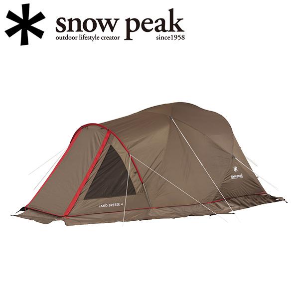 【18%OFF】 【スノーピーク/snow peak】テント ランドブリーズ4 SD-634【SP-TENT ランドブリーズ4】 SD-634 peak】テント お買い得!【即日発送】, カガミノチョウ:4025519b --- kultfilm.se