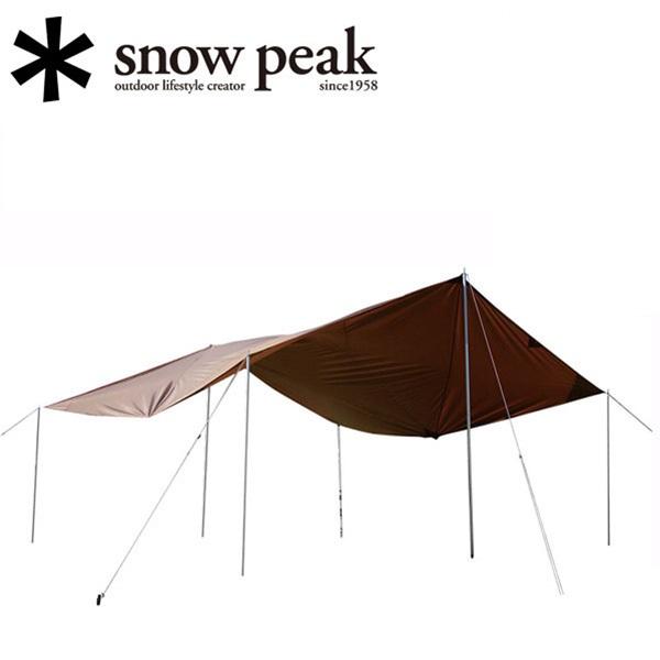 """【スノーピーク/snow peak】テント・タープ/HDタープ""""シールド"""