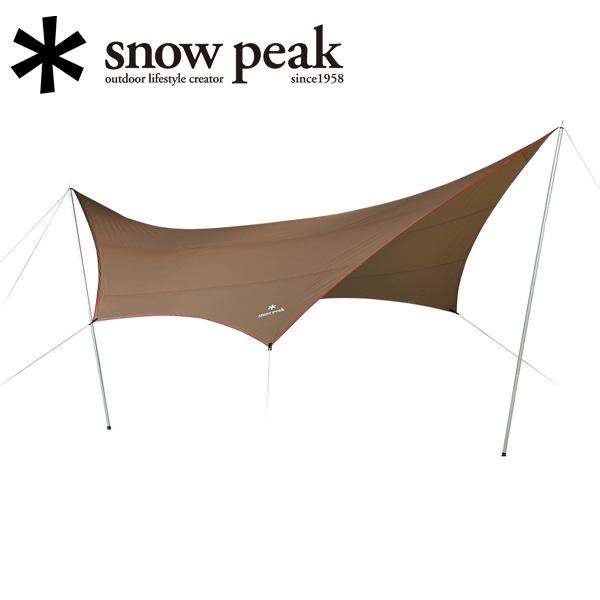 【カード決済対象P最大9倍11/10 23:59迄】スノーピーク (snow peak) テント・タープ/R/HDタープ