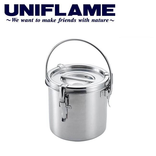 ● 【ユニフレーム UNIFLAME】 火消し壺SUS/665763 【UNI-BBQF】 お買い得