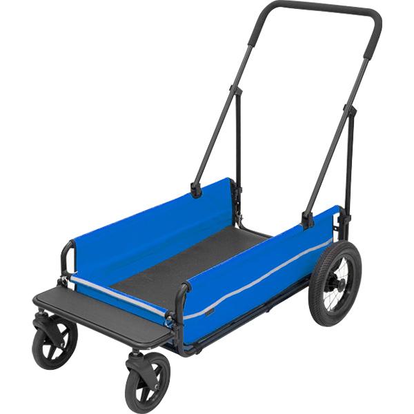 【送料無料】【正規品】エアバギー ~ドッグカート キャリッジフレーム ロイヤルブルー[Air Buggy for Dog~CARRIAGE FRAME]