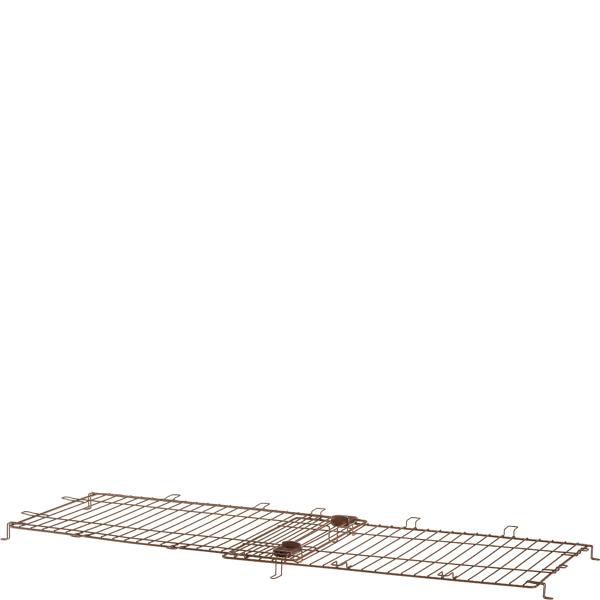 【送料無料】木製スライドペットサークル レギュラー 屋根面〔19051805cc,s05_cc〕