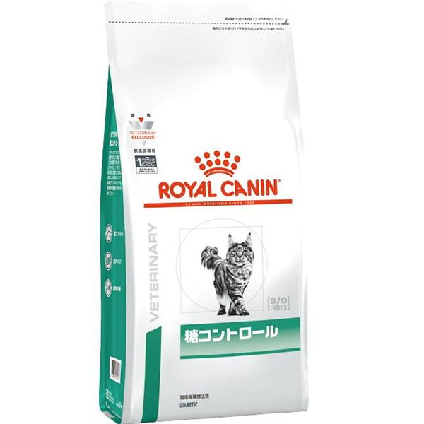 [食事療法食]ロイヤルカナン ベテリナリーダイエット 猫用 糖コントロール ドライ 4kg