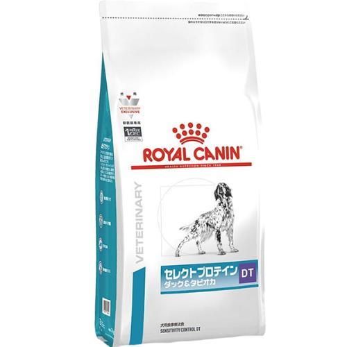 [食事療法食]ロイヤルカナン ベテリナリーダイエット 犬用 セレクトプロテイン (ダック&タピオカ) ドライ 8kg