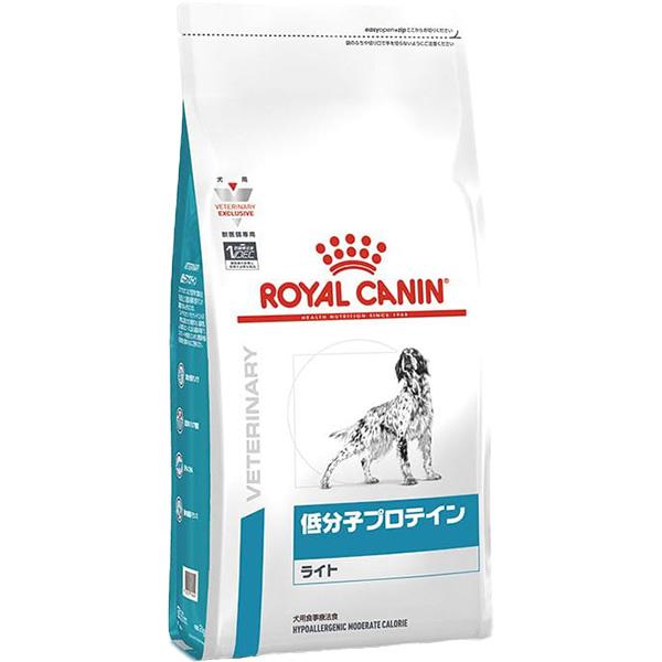 [食事療法食]ロイヤルカナン ベテリナリーダイエット 犬用 低分子プロテイン ライト ドライ 8kg