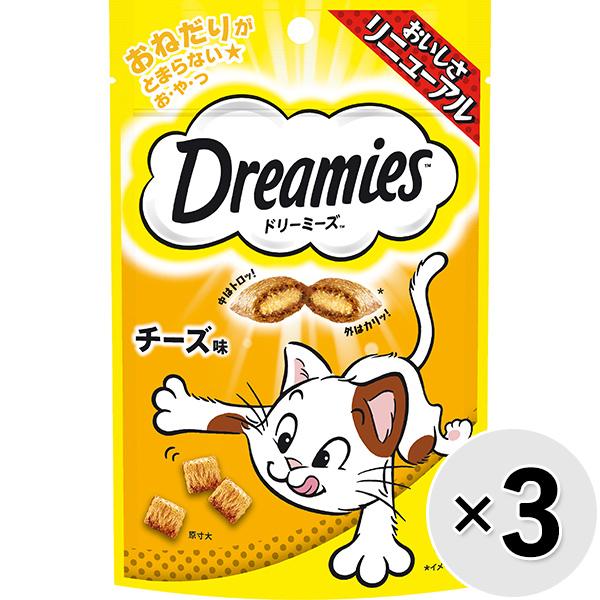 【1コあたり137円】【あす楽対応】 【セット販売】ドリーミーズ チーズ味 60g×3コ