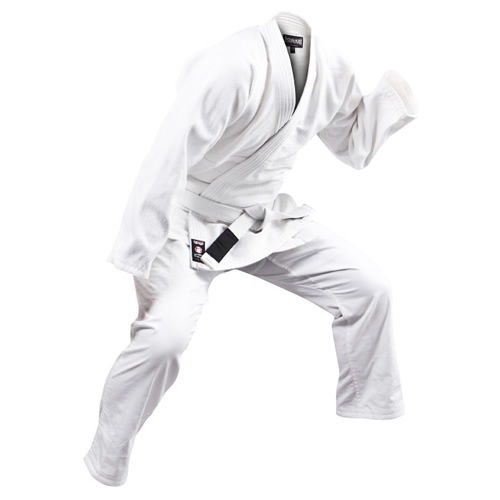 【ISAMI】イサミ 軽量柔術衣 JJ-15 白 A1 A2 A3 A4 上下セット帯付