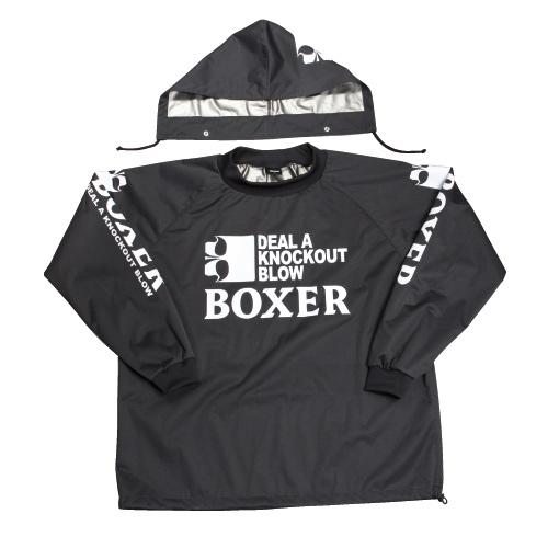 【ISAMI】イサミ BOXER ボクサー サウナスーツ OZ-004 上着のみ