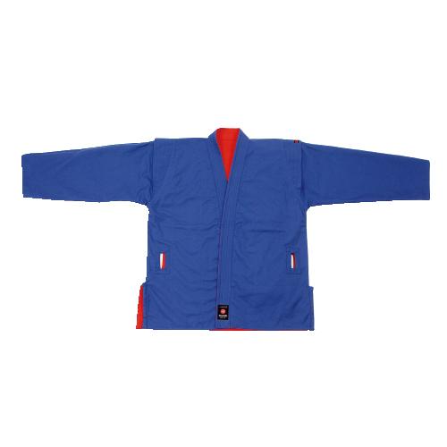 【ISAMI】イサミ サンボ衣 上衣帯セット SOB-10 日本製