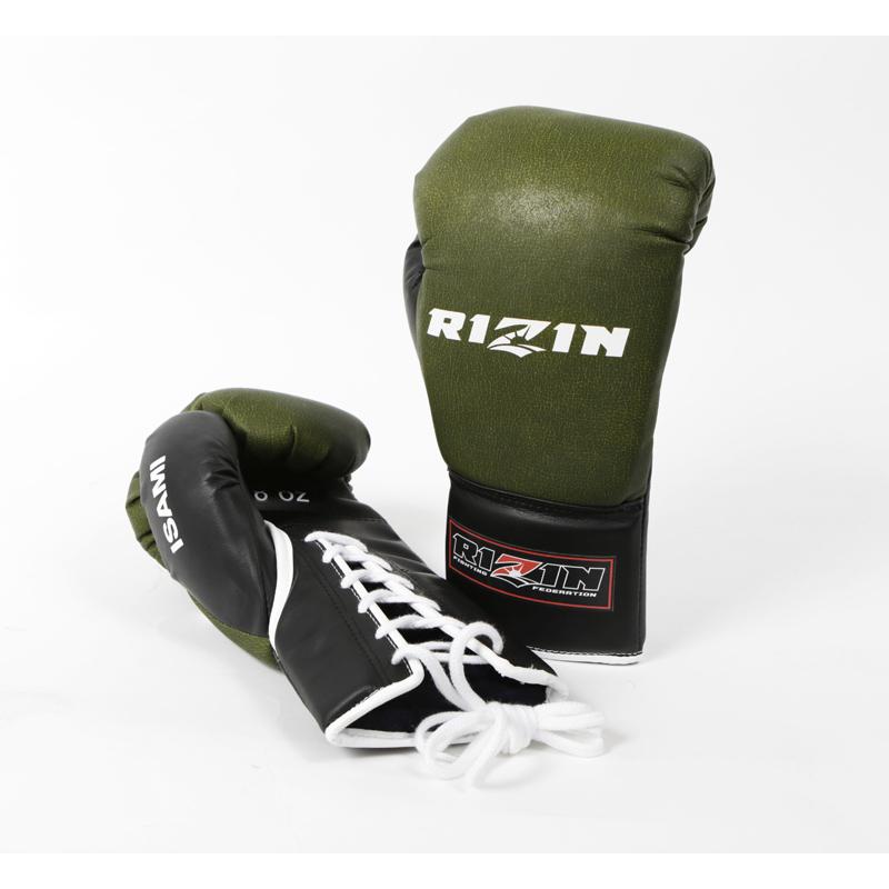 【ISAMI】イサミ RIZIN キック用グローブ RZ-011