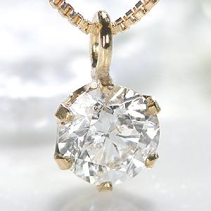【送料無料】K18WG/YG/PG【0.2ct】一粒 ダイヤモンド ネックレス 0.20 18金 ジュエリー ダイヤネックレス ダイヤモンドペンダント k18 ひと粒 6本爪 ダイヤペンダント 可愛い 人気 ギフト プレゼント 誕生日 母の日