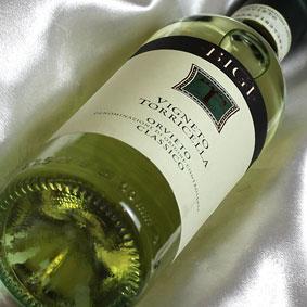 イタリアワイン 登場大人気アイテム 白 辛口 ビジ トッリチェッラ オルヴィエート 豪華な クラシコ セッコ ハーフボトルTorricella Classico 375ml 2イタリアワイン 1 白ワイン ウンブリア Secco Orvieto