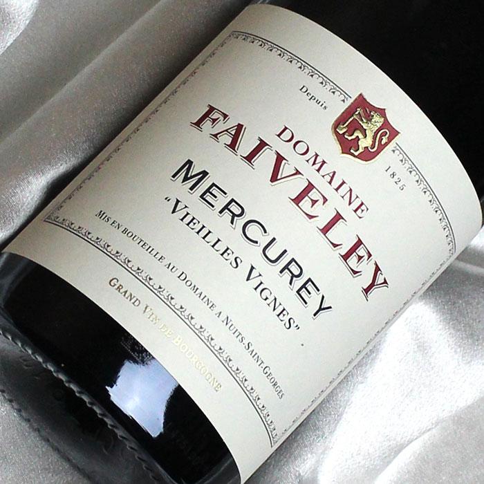 ドメーヌ・フェブレ メルキュレイ ルージュ [2017/18] Domaine Faiveley Mercurey Rouge [2017/18年] フランスワイン/ブルゴーニュ/赤ワイン/ミディアムボディ/750ml【ブルゴーニュ赤】