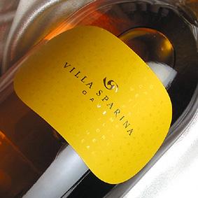 コルテーゼ葡萄から造られるピエモンテ最良の白 ヴィッラ 期間限定お試し価格 スパリーナ ガヴィ ディ 2019 Villa 中古 Sparina 辛口 di 白ワイン イタリアワイン Gavi 750ml ピエモンテ 2019年