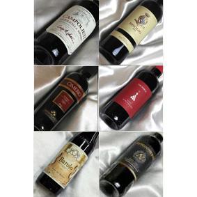 ■送料無料■イタリアワインのツボを押さえたスペシャルな赤ワインハーフボトル飲み比べ6本セットVer.6 送料込み【ハーフワインセット】【イタリアワインセット】【赤ワインセット】【イタリア産ワイン】【 通販】【セットワイン】