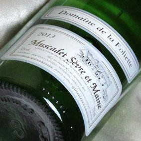 メーカー:ドメーヌ ド ラ ブリオディエール 発売日: フォリエット ムスカデ セーヴル・エ・メーヌDomaine de la Foliette Muscadet Sevre et Maineフランスワイン/ロワール/白ワイン/辛口/750ml
