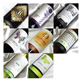 有機栽培で、まろやかな飲み口 【メッセージカード対応可】 ■送料無料■自然派赤白ワイン・ベーシック 飲み比べ8本セットVer.5 送料込み機関認証有機ワイン・有機栽培ワインも入っています!【赤ワインセット】【自然派ワイン ビオワイン 有機ワイン bio オーガニックワインセット】【 通販 販売】