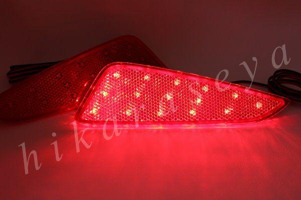 【1年保証】【無段階減光調整】【スイッチ付で即純正復帰】純正加工LEDリフレクターランプ C-HR ZYX10 NGX50