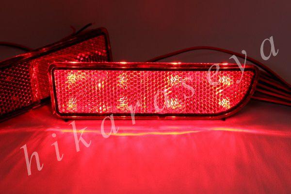 光ってなければ純正品 光れば明るく綺麗 拘りの加工法で長寿命 光るリフレクターならひからせ屋製純正加工品で決まり 1年保証 無段階減光調整 スイッチ付で即純正復帰 純正加工LEDリフレクターランプ デリカ 半額 供え CV2W CV4W D:5 D5 CV1W ~2019年1月 のみ対応となります ※前期 CV5W