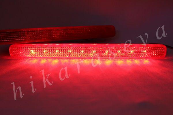 特売 光ってなければ純正品 光れば明るく綺麗 拘りの加工法で長寿命 出荷 光るリフレクターならひからせ屋製純正加工品で決まり 1年保証 無段階減光調整 RK1 RK2 ステップワゴン 純正加工LEDリフレクターランプ スイッチ付で即純正復帰