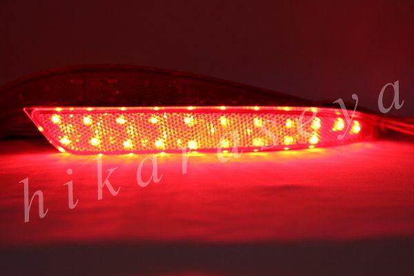 【1年保証】【無段階減光調整】【スイッチ付で即純正復帰】純正加工LEDリフレクターランプ(40発仕様) C26 セレナ ハイウェイスター S X G