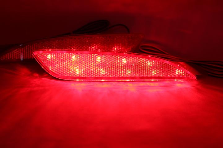 光ってなければ純正品 光れば明るく綺麗 拘りの加工法で長寿命 光るリフレクターならひからせ屋製純正加工品で決まり 1年保証 国産品 無段階減光調整 スイッチ付で即純正復帰 MC後 税込 アテンザセダン アテンザ 2018年6月~ アテンザワゴン GJ系 純正加工LEDリフレクターランプ