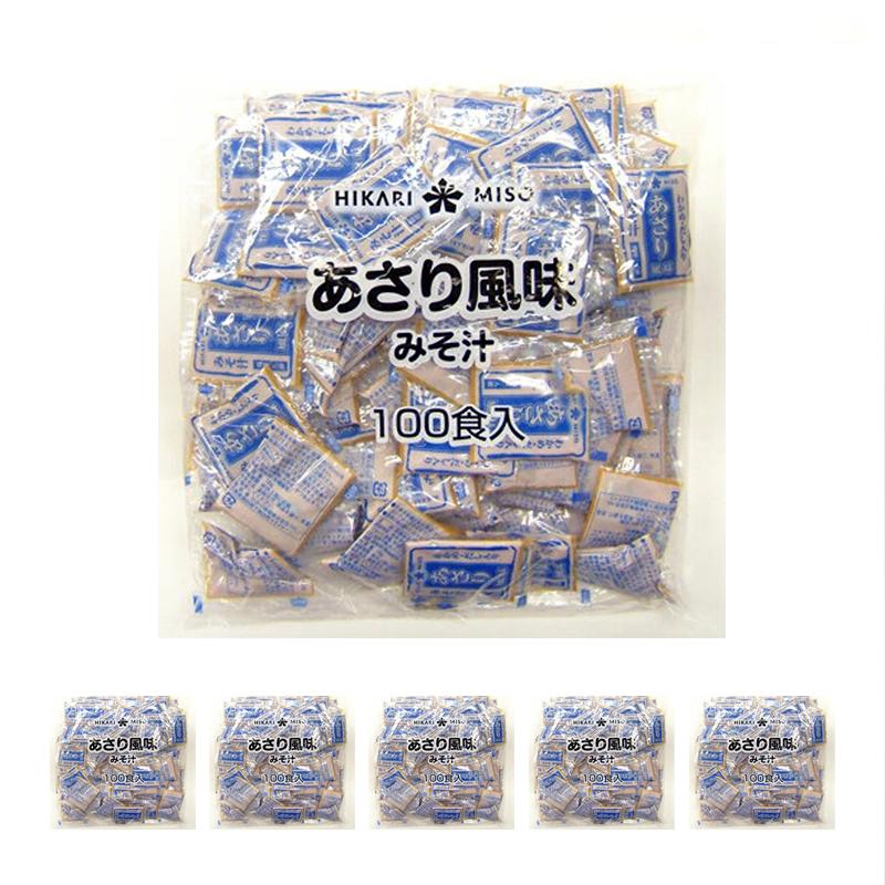 業務用あさり風味みそ汁【1箱600食】