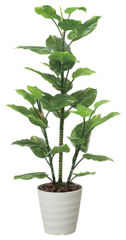 光触媒 光の楽園フレッシュポトス1.5m【インテリアグリーン 人工観葉植物】