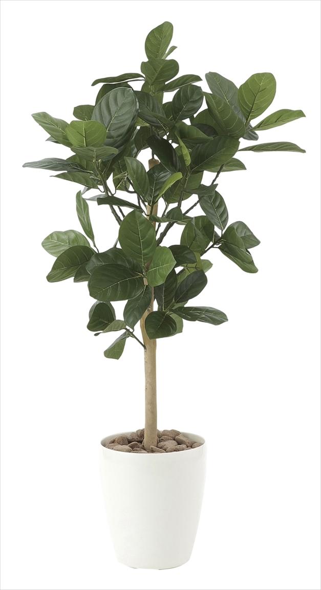 光触媒 光の楽園 パンの木【インテリアグリーン 人工観葉植物】