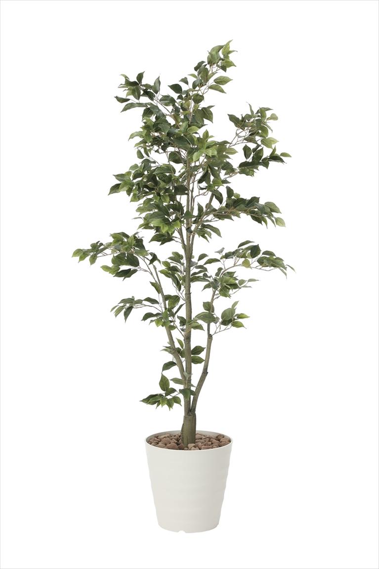 光触媒 人工観葉植物光の楽園 フィカスツリー1.8mインテリア フェイクグリーン