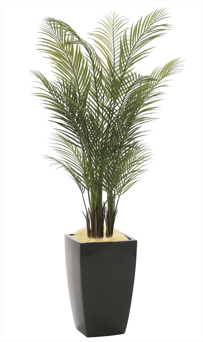 光触媒 人工観葉植物光の楽園 アーバンアレカパーム1.7mインテリア フェイクグリーン
