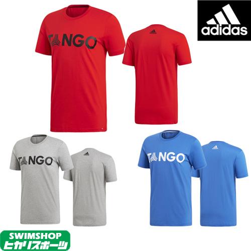 Abbigliamento e accessori ADIDAS T shirt TANGO Logo Tee Uomo